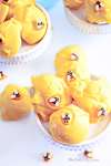 Bee Hive Cake Balls