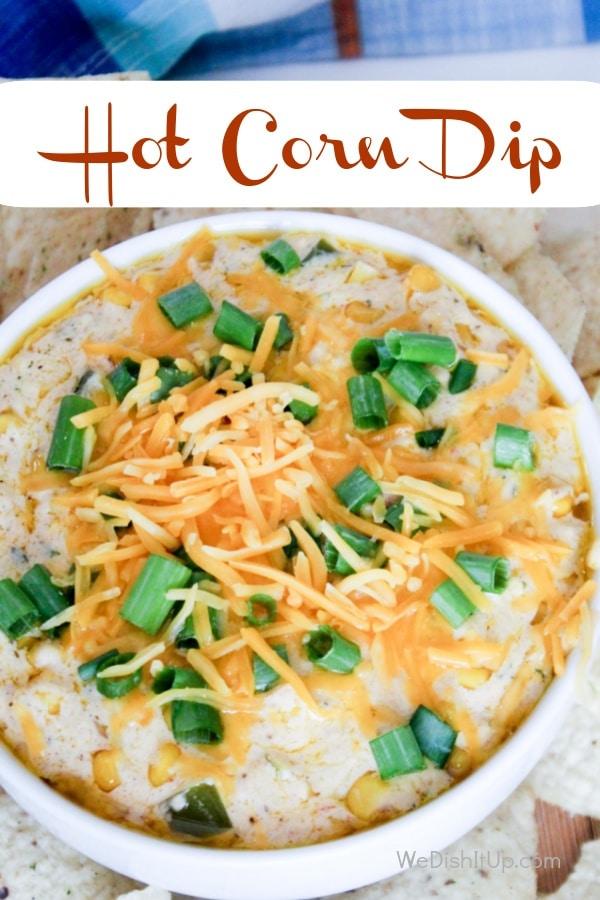 Skillet Hot Corn Dip