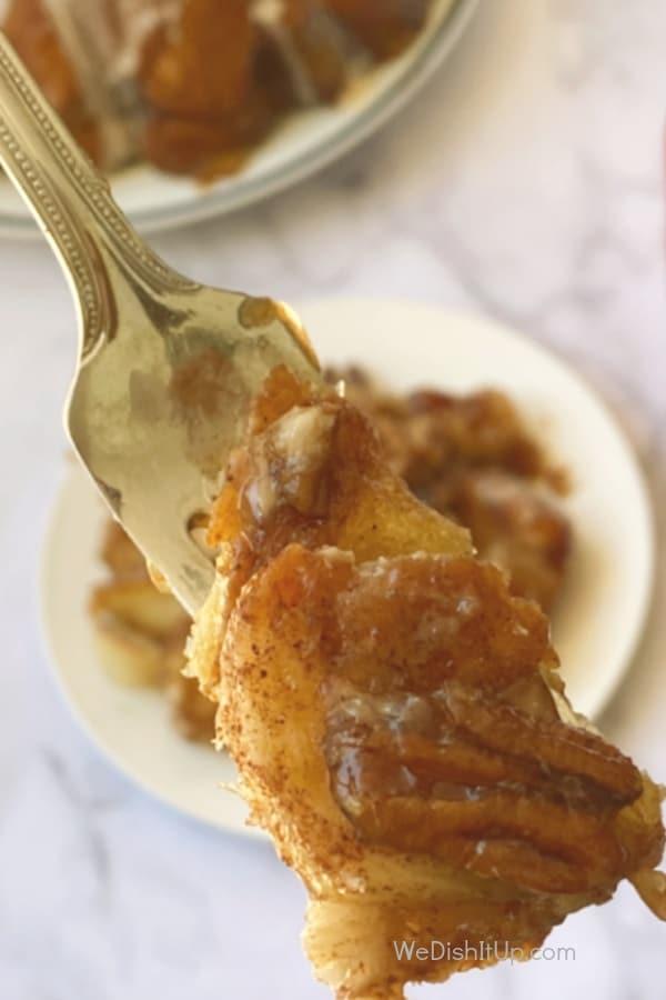 Extra Easy Apple Pie  Monkey Bread