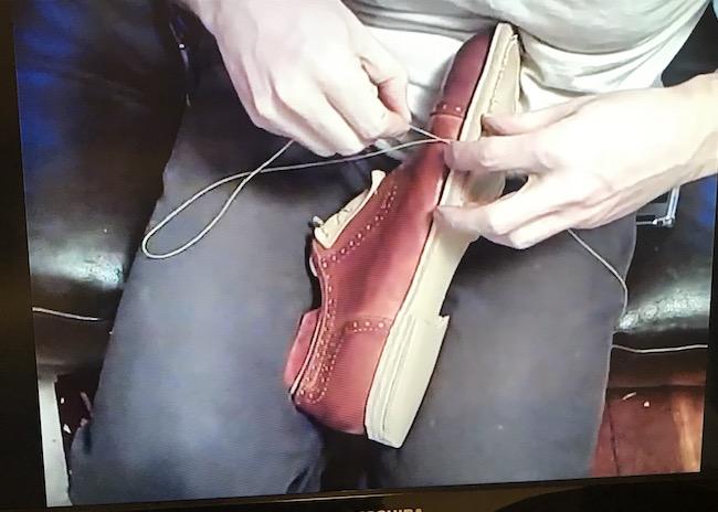 毎週水曜の仕事帰りに細々と靴を作るサラリーマンのブログです
