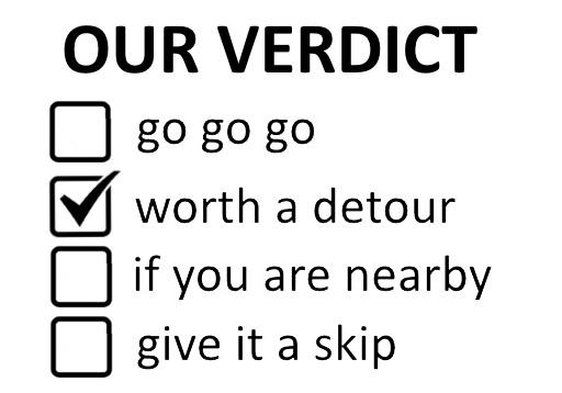 Verdict detour