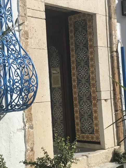 Blue Sidi Bou