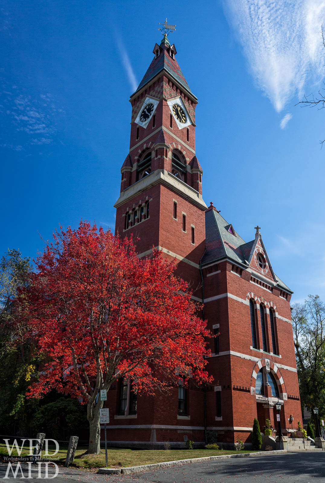 Abbot Hall Wednesdays In Marblehead