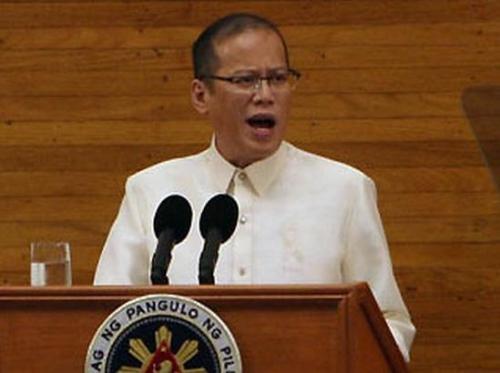 Pres Benigno Aquino III
