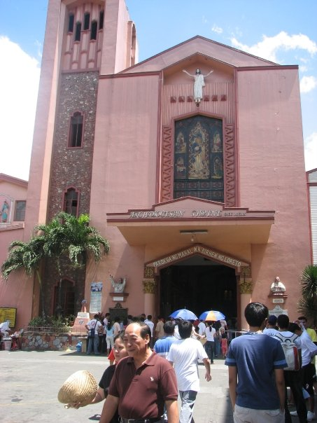 Visita Iglesia 2012 - Churches You May Want to Consider