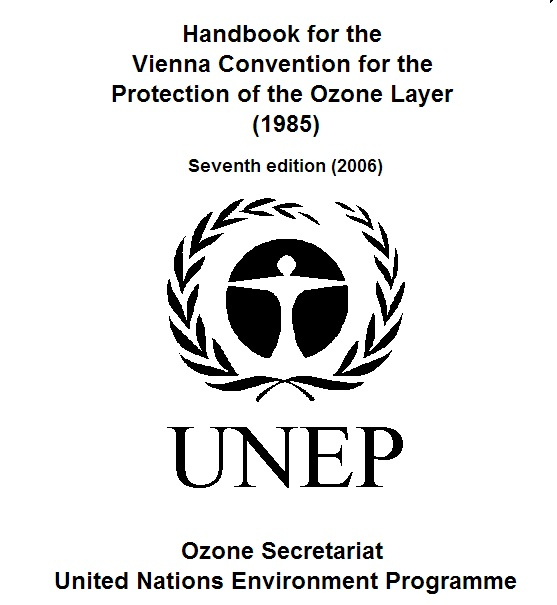 Handbook for the Vienna Convention for the Protection of
