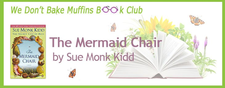 the mermaid chair dining room chairs recovered we don t bake muffins book club