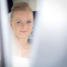jemnost a elegance nevěsty