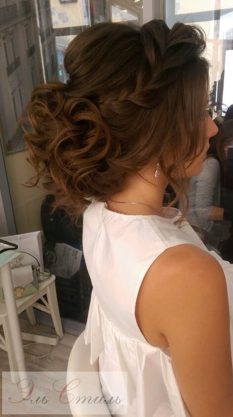 Cute Wedding Hairstyles
