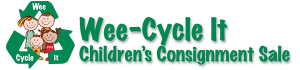 Wee Cycle It Children's Consignment Sale