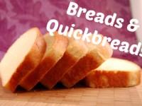 bread and quickbread