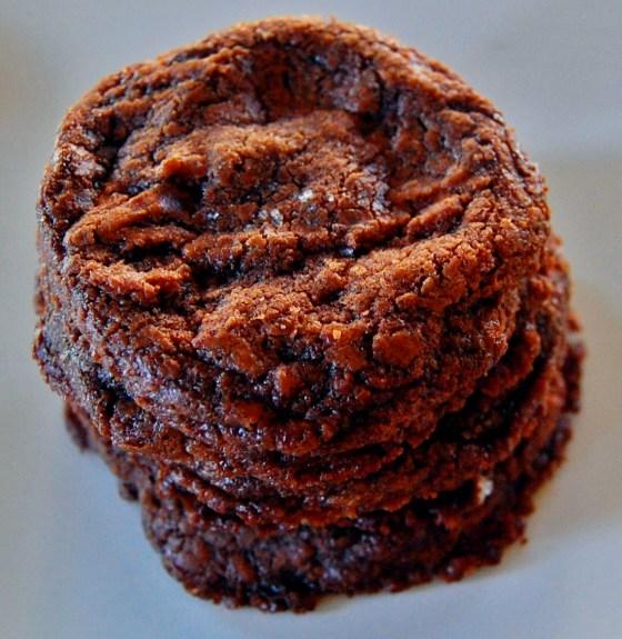 3 ingredient nytella cookies