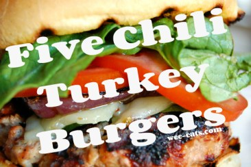 five chile burger pin