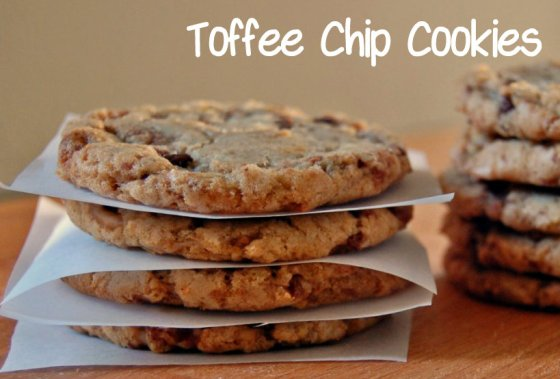 toffee chip thumb