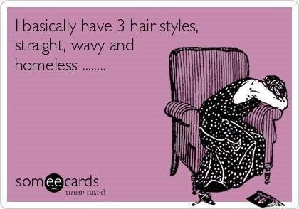 someecard hair