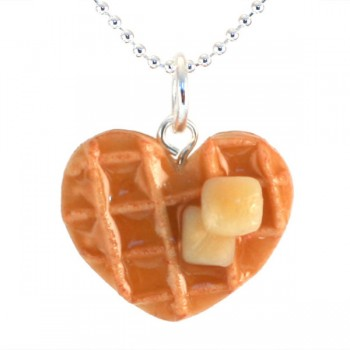 scented-heart-waffle-necklace