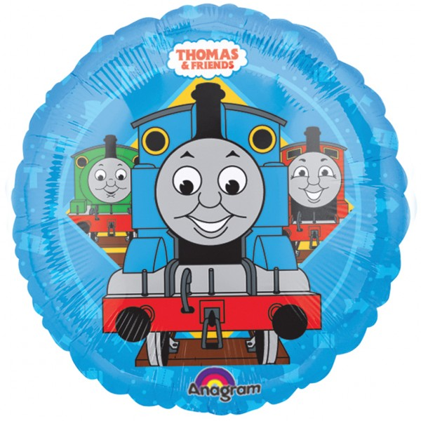 thomas the train balloon