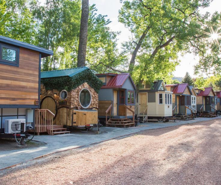 Weecasa Tiny House Resorts Tiny House Hotels Rentals