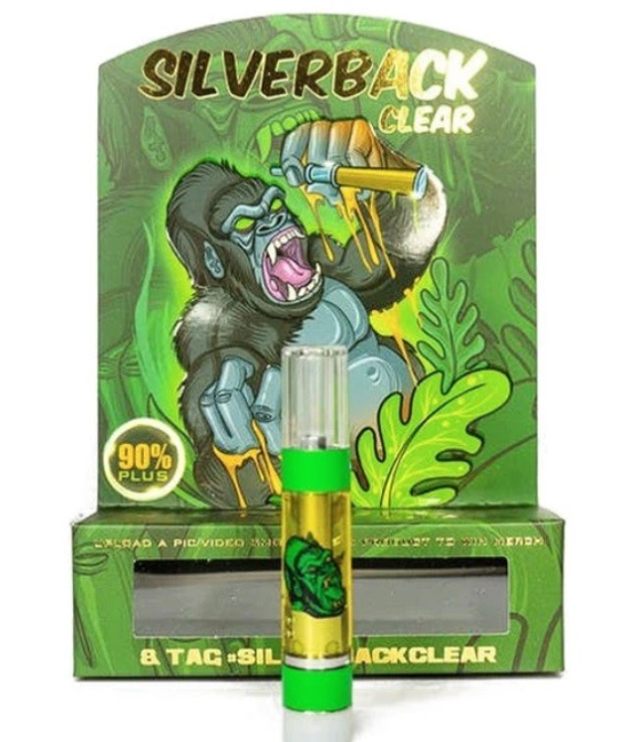 Dr Zodiak Silverback Clear Cartridge