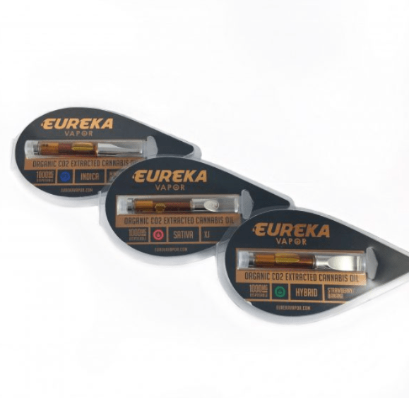Buy Eureka Vapor Amber Cartridges online