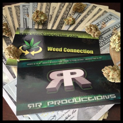 #Cannabis #Business @WeedConnection