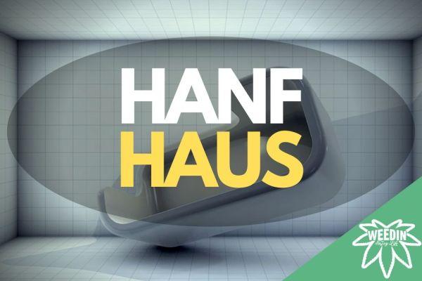 Haus aus Hanf aus einem 3D Drucker Merecco australier