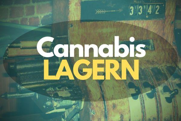 cannabis richtig und lange aufbewahren ohne thc verlust