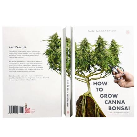how to grow cannabonsai book