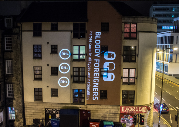 bloody_foreigners_projection_mapping_edinburg