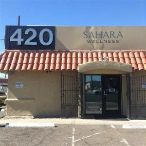 Weedshops, Sahara Wellness