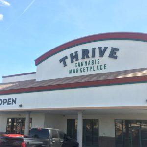 Weedshops, Thrive Cannabis Marketplace-North Las Vegas