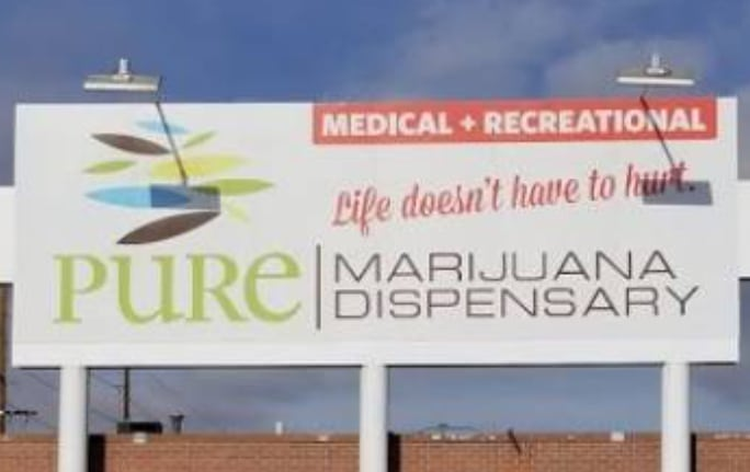 Pure Marijuana Dispensary | Sheridan Blvd.