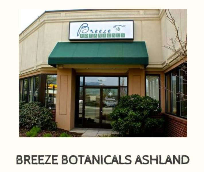 Breeze Botanicals | Ashland & Gold Hill