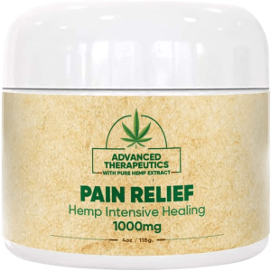 1000 Mg 4 Ounce Hemp Cream For Fast Pain Relief Double The Size And Power Of All Other Arnica Cream Infused With 1000mg Of Hemp Oil For Pain Relief Of Knee Pain,Back Pain, Neck Pain Relief