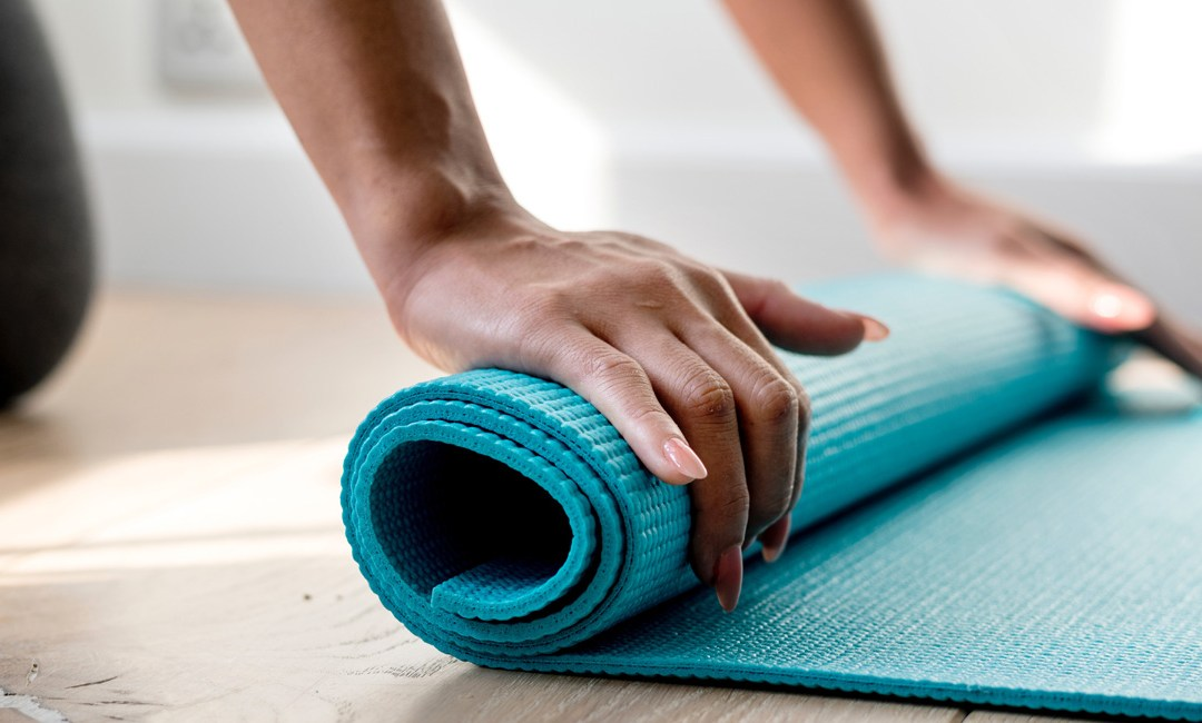 Stress Relief: Practice Yoga