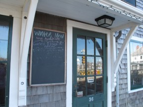 Fishmonger's Cafe ~ Woods Hole