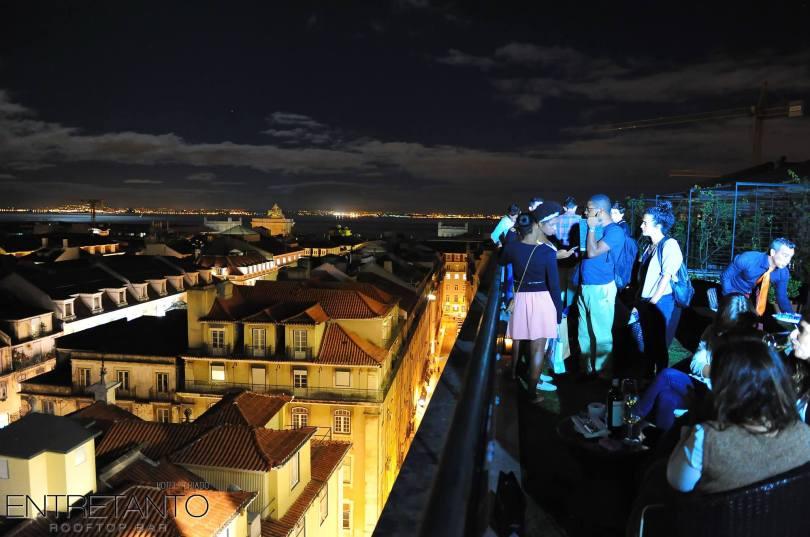 Entretanto - Terrasse Rooftop Hotel do Chiado - Lisbonne