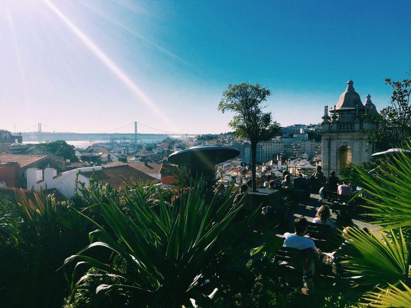 Park Lisboa - Bar Terrasse Rooftop - Lisbonne