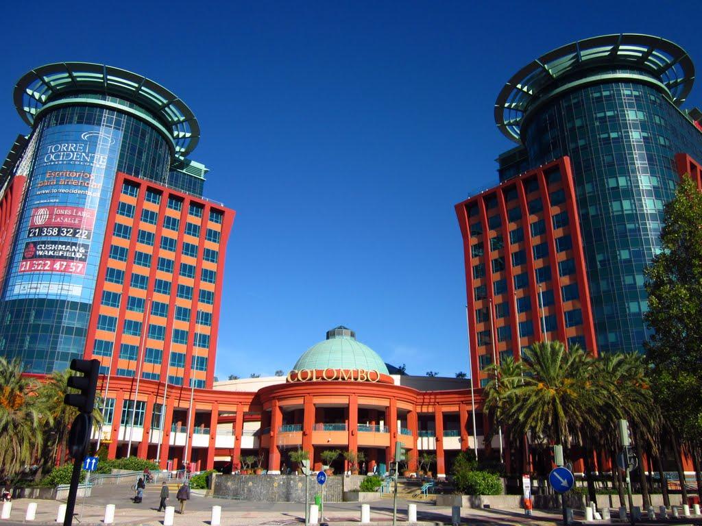 Les 10 meilleurs centres commerciaux de lisbonne for Architecture lisbonne