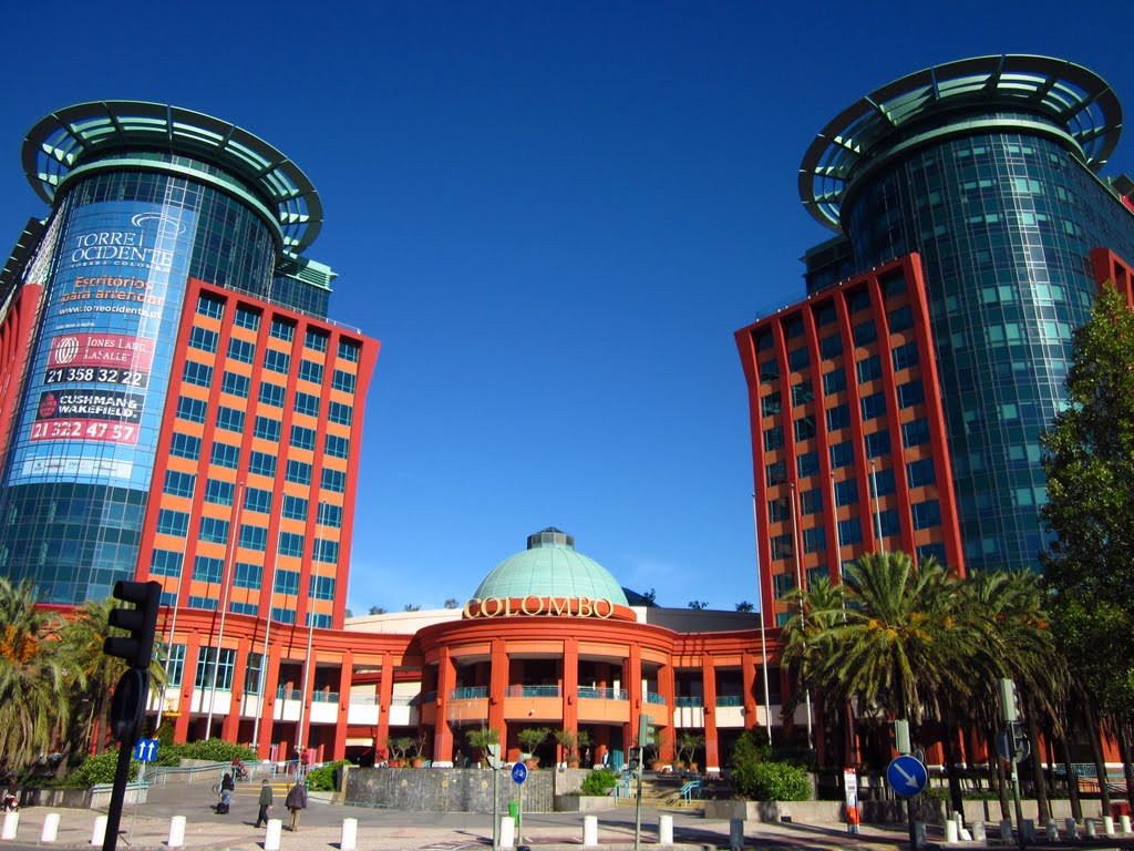 Les 10 meilleurs centres commerciaux pour du shopping à Lisbonne