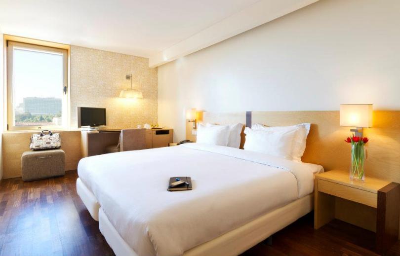 HF Fenix Urban Lisboa - Chambre Double Classique - Hotel Lisbonne