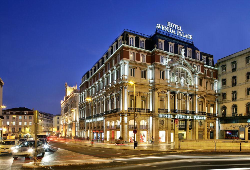 Le top 20 des meilleurs h tels de lisbonne for O meilleur prix hotel