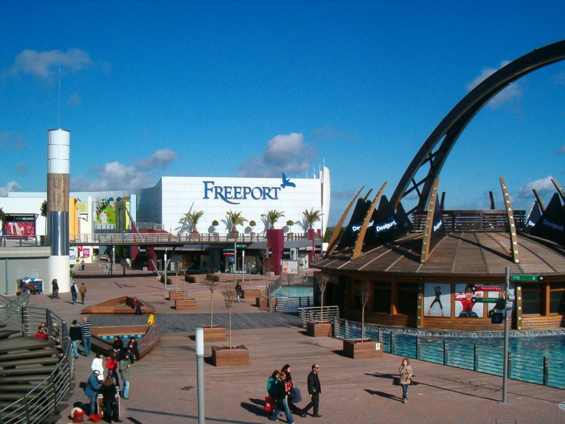 Freeport Alcochete - Outlet Lisbonne
