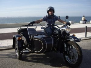 Lisbonne en sidecar - Excursion - Activite