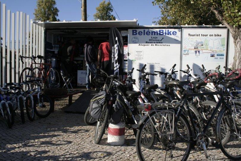 Belém Bike - Lisbonne