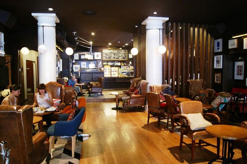 Browns Cafe - Lisbonne