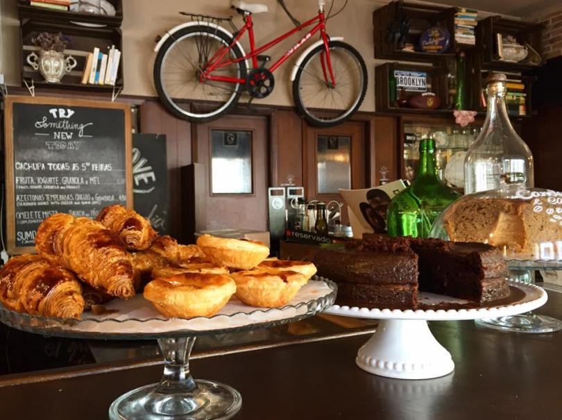 Comptoir Brooklyn Lisboa - Cafe - Brunch - Petit dejeuner - Lisbonne