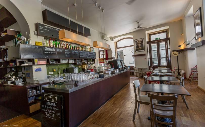 Kaffeehaus Lisboa - Cafe autrichien Lisbonne - Pour brunch