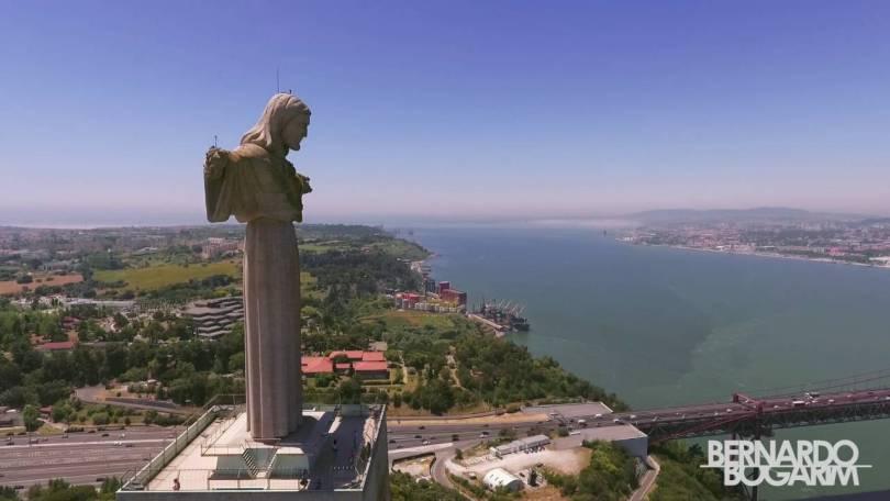 Christ Roi - Cristo Rei - Almada - Lisbonne