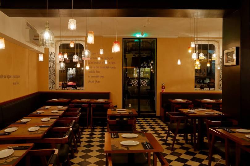 Pao a Mesa - Restaurant Lisbonne